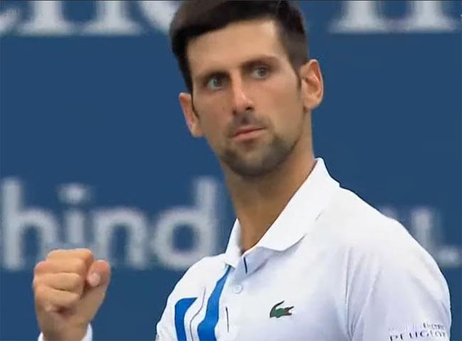 Новак Джокович стал победителем «Мастерса» в Цинциннати - «ТЕННИС»