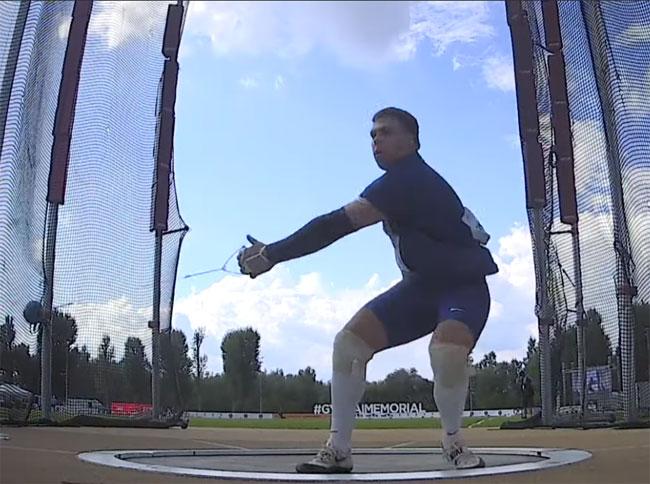 Украинские легкоатлеты заняли три призовых места на турнире в Венгрии - «Легкая атлетика»
