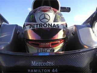 Формула 1. Гран-при Италии. Льюис Хэмилтон выиграл квалификацию - «ФОРМУЛА-1»