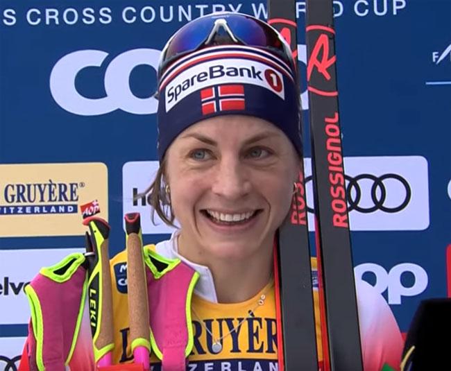 Олимпийская чемпионка Якобсен из-за коронавируса завершила карьеру - «Лыжные гонки»