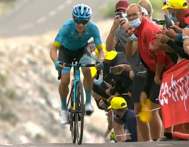 Тур де Франс». Колумбиец Мигель Лопес победил на 17-м этапе (+Видео) - «ВЕЛОСПОРТ»