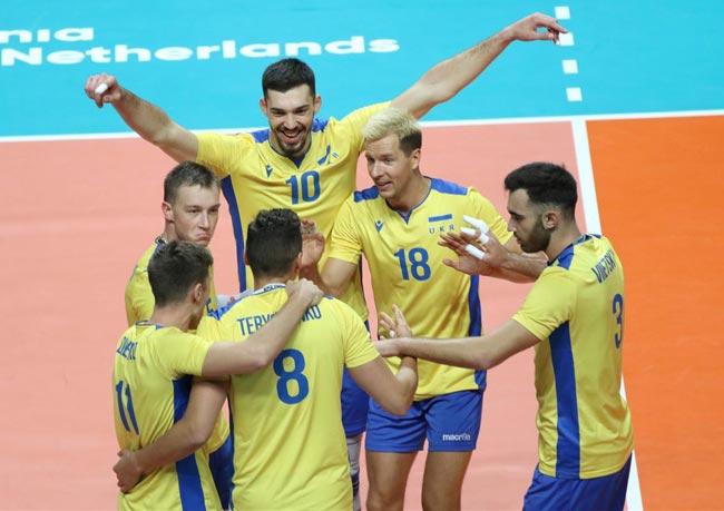Волейбол. ЧЕ-2019 (муж). Сборная Украины обыграла Бельгию и вышла в 1/4 финала и другие результаты - «Волейбол»
