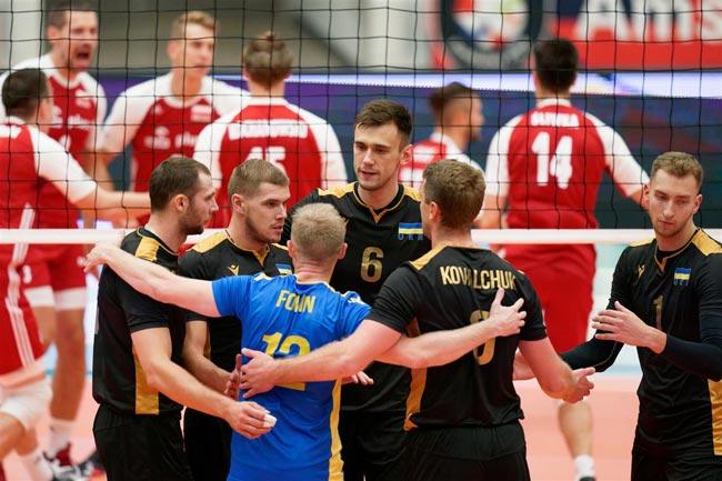 Волейбол. ЧЕ-2019 (муж). Сборная Украины проиграла Польше в пятом туре - «Волейбол»