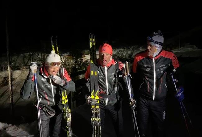 Норвежские лыжники провели забег на 516 км и установили мировой рекорд - «Лыжные гонки»