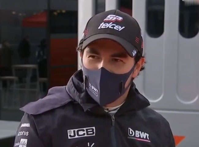 Перес сравнил Racing Point с женой - «Авто - Мото»