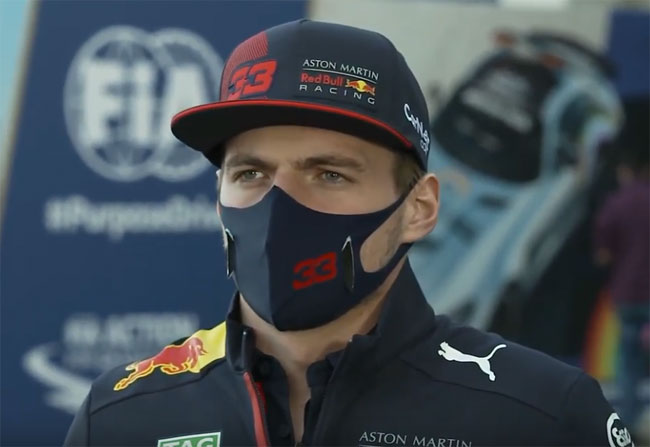 Формула-1. Гран-при Турции: Ферстаппен – лучший во второй сессии свободных заездов - «Авто - Мото»