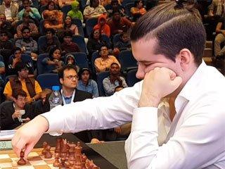 Legends of Chess. Ян Непомнящий вышел в финал, где встретится с Магнусом Карлсеном - «Шахматы»
