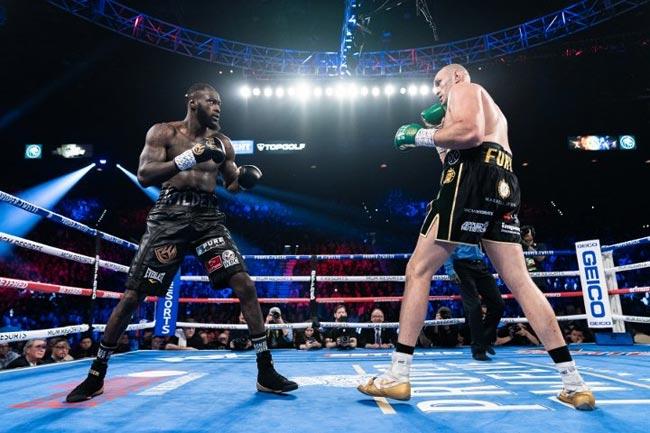 Майк Тайсон поделился мнением о Фьюри и Уайлдере - «Бокс»