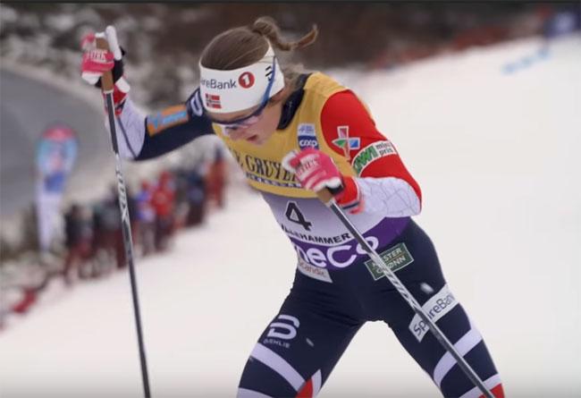 Норвежская лыжница Ингвильд Флугстад Эстберг пропустит сезон-2020/2021