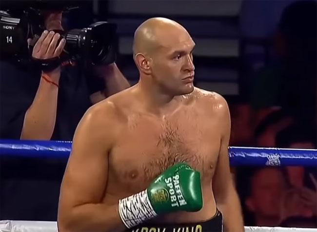 Тайсон Фьюри: Мне будет сложно драться без зрителей - «Бокс»