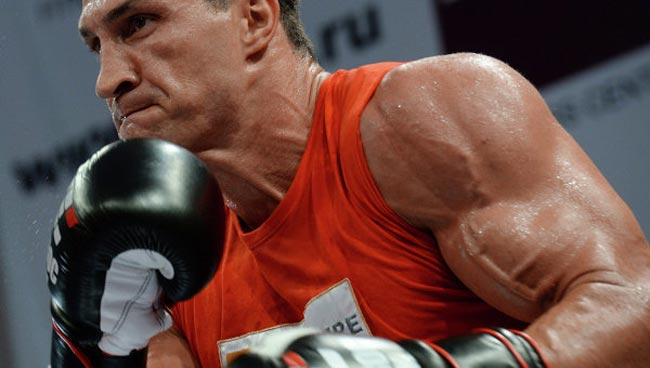 Владимир Кличко: Я не был рожден боксером, но родился бойцом - «Бокс»