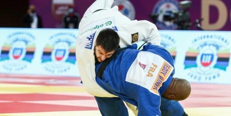 Український дзюдоїст завоював медаль на престижному турнірі в Катарі (відео) - «Спорт»