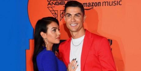 Невеста Роналду рассказала, чем ее покорил Криштиану - «Спорт»