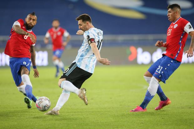 Месси обошел Батистуту, бесполезный рекорд Испании, «Вегас» выиграл первый матч у «Монреаля» - «Новости спорта»
