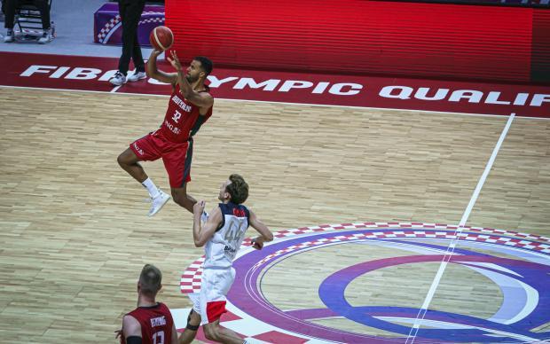 Катастрофа баскетболистов в Сплите предметно показала, где скоро будут наш футбол с хоккеем - «Баскетбол»