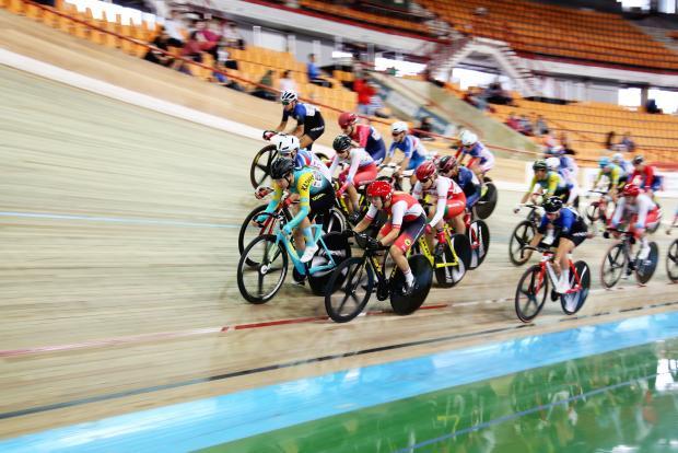Победы велогонщиков Mаrathon-Tula за два месяца до Олимпиады - «Велоспорт»
