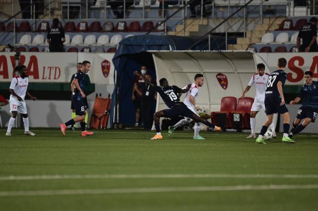 «Сочи» снова победил «Кешля» и прошел в третий раунд Лиги конференций - «Футбол»