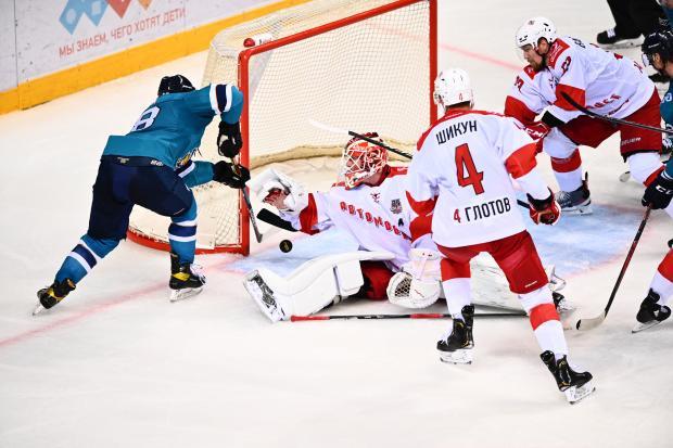 «Автомобилист» обыграл «Сочи» в первый день Parimatch Sochi Hockey Open-2021 - «Новости спорта»