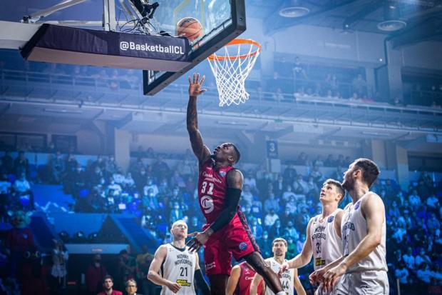 Родные стены не помогли. «Нижний Новгород» не смог выиграть Лигу чемпионов на домашнем паркете - «Баскетбол»