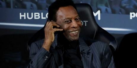 80-річний король футболу Пеле переніс операцію з видалення пухлини - «Спорт»