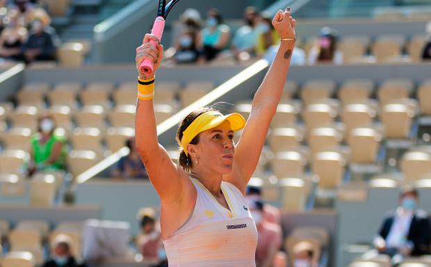 Предпоследний шаг к вершине. Павлюченкова - в финале «Ролан Гаррос» - «Теннис»