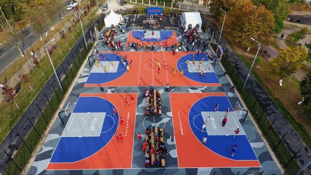 ПСБ откроет региональные центры уличного баскетбола в Чебоксарах, Тюмени и Волгограде - «Баскетбол»