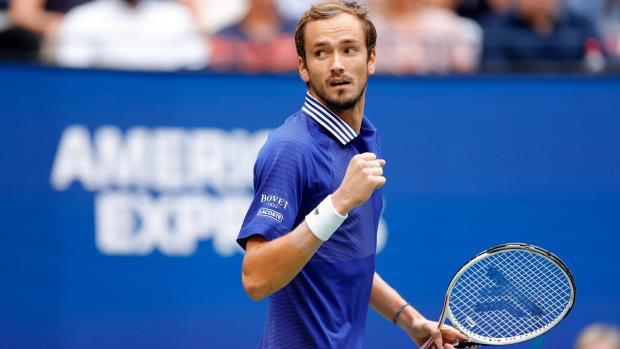 Медведев упустил возможность стать первой ракеткой мира - «Теннис»