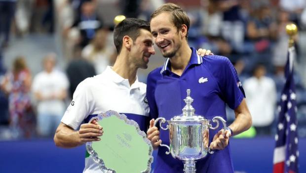 Медведев выиграл US Open. Взял первый «шлем», сорвал рекорд Джоковичу и назвал его величайшим - «Теннис»
