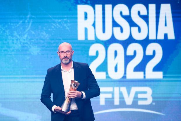 Сергей Тетюхин: Чемпионат мира по волейболу - очень важный турнир для страны - «Новости спорта»